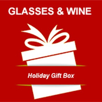 2020 Holiday Gift Box - Glasses