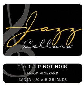 2014 Pinot Noir Hook Vineyard