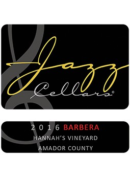 2016 Barbera Hannah's Vineyard