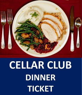 Jazz Cellars Dinner & Wine Pairing