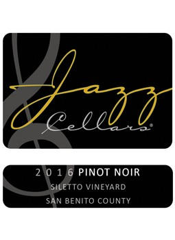 2016 Pinot Noir Siletto Ranch